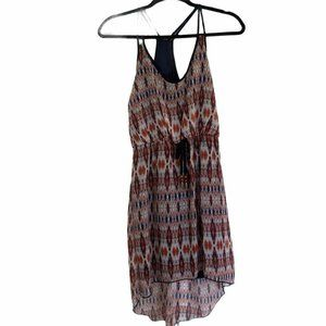 City Triangles high low dress , size small